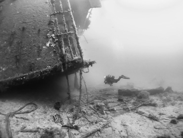 photo of a cyprus wreck