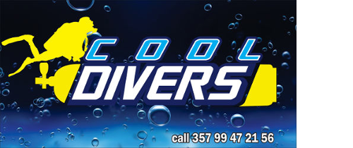 Cool Divers Latchi logo